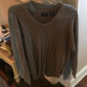 IZOD V-Neck sweater!
